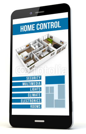 home control phone